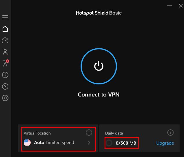 Cách sử dụng phần mềm Hotspot Shield