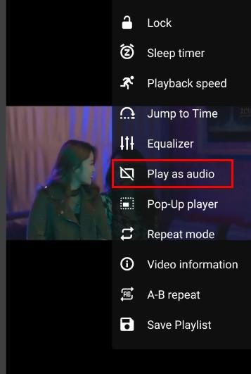Cách xem youtube ngoài màn hình android