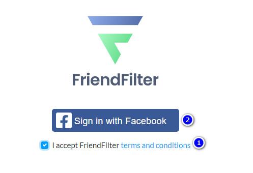 Cách lọc bạn bè không tương tác trên Facebook - 1
