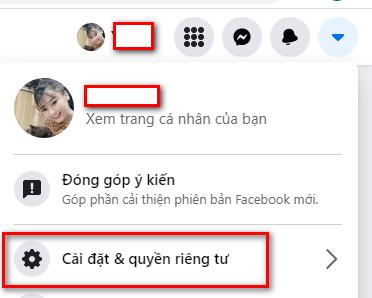 Cách bật chế độ theo dõi trên facebook - 1