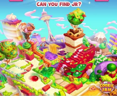 Game Cookie Jam