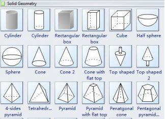 Phần mềm vẽ hình không gian EdrawMax