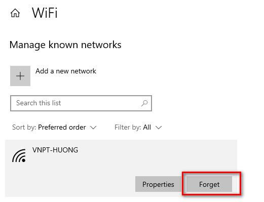Lỗi Laptop không kết nối được wifi - 3